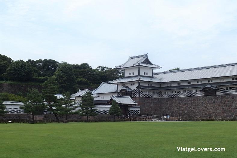 Castillo de Kanazawa. Japón -ViatgeLovers.com