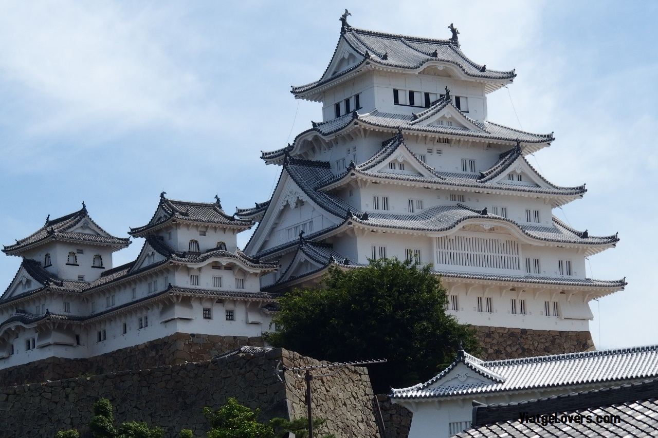 Himeji, Japón