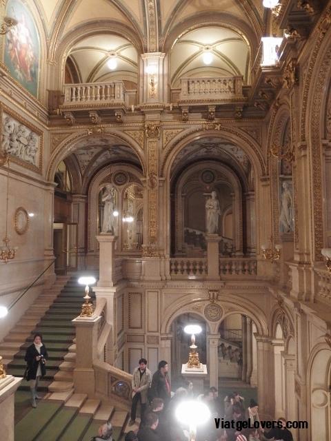 Interior de la Ópera