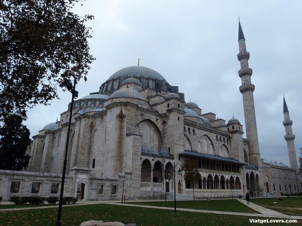Estambul, Asia -ViatgeLovers.com