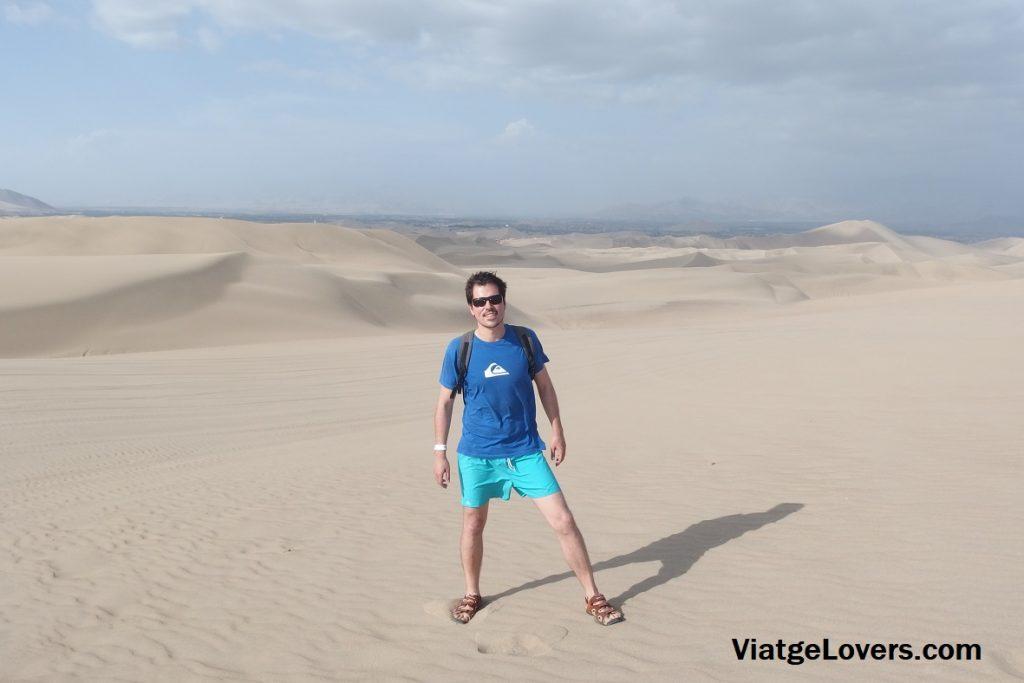 Como nos gustan las fotos en el desierto...!