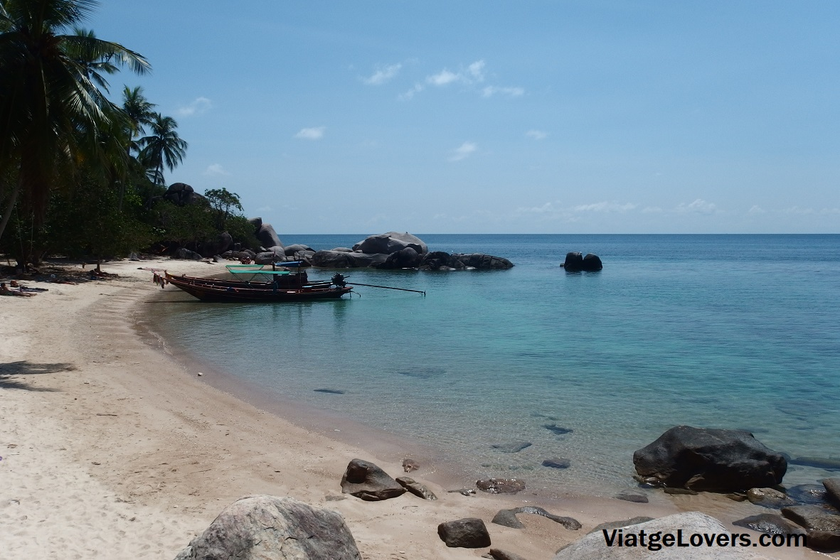 Sai Thong Beach, Koh Tao