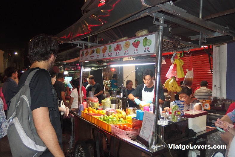 Street food, George Town (Penang)