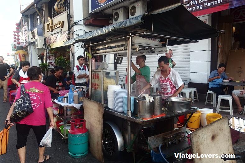 Street food, George Town (Penang)