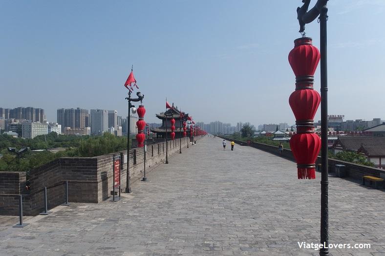 Muralla de Xian -ViatgeLovers.com