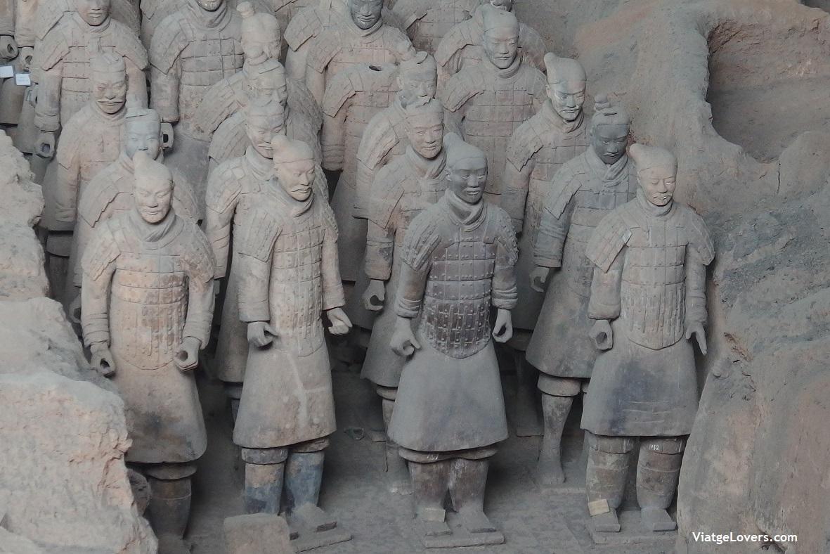 Guerreros de Xian -ViatgeLovers.com