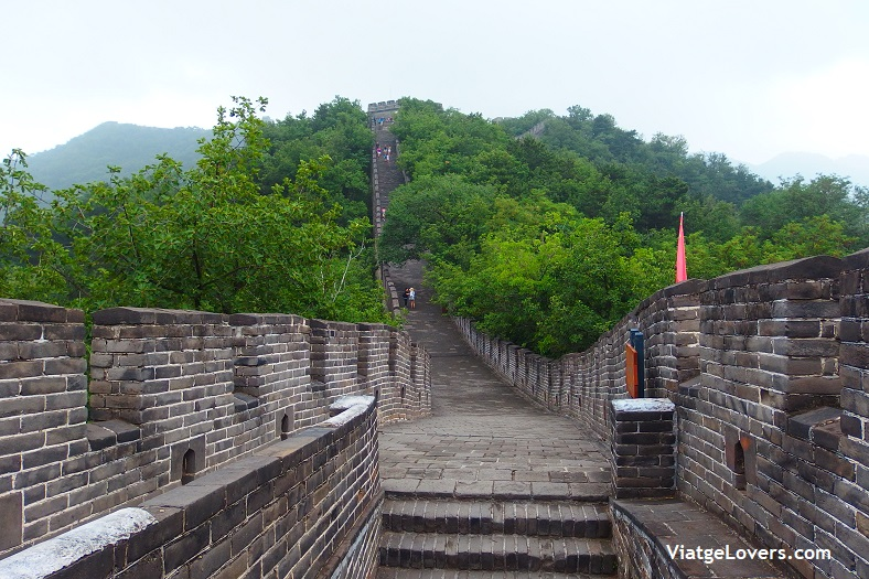 Muralla China en Mutianyu -ViatgeLovers.com
