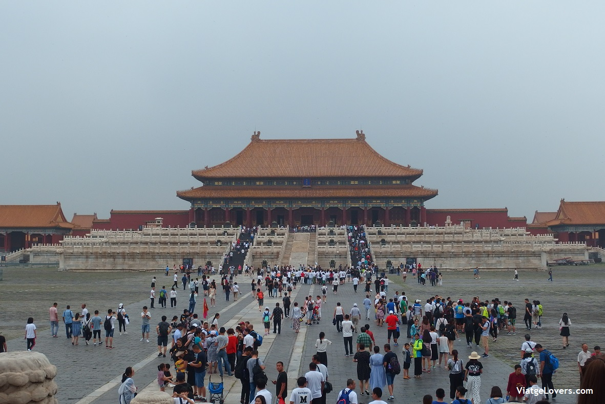 Ciudad Prohibida de Pekin -ViatgeLovers.com
