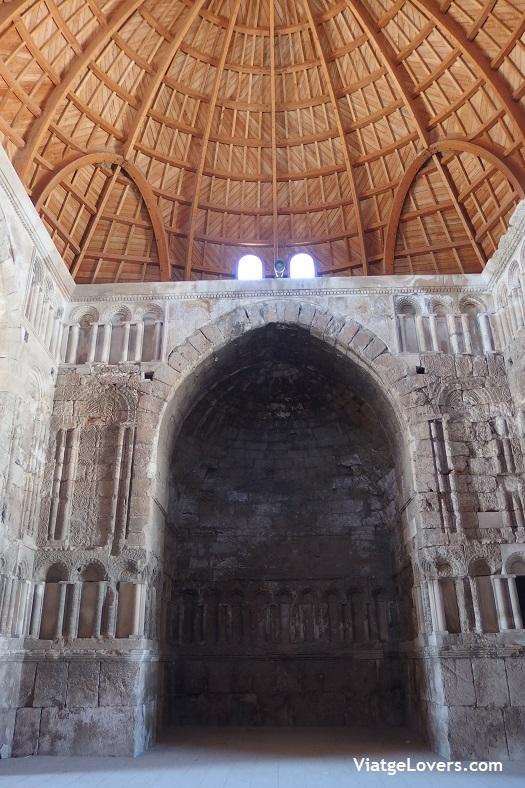 Palacio Bizantino, Ciudadela de Amman -ViatgeLovers.com