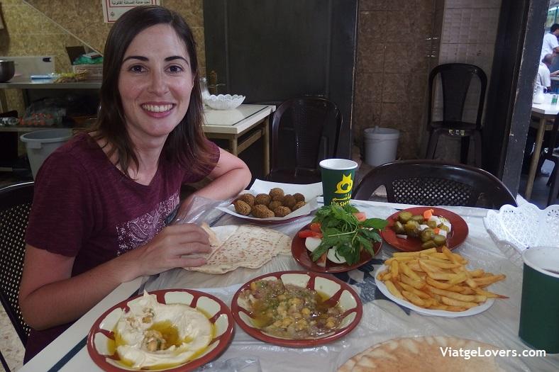 Restaurante Hasem en Amman -ViatgeLovers.com