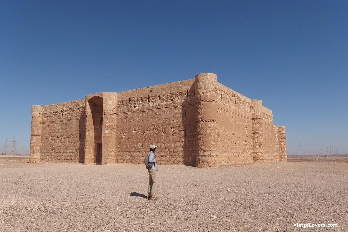 Castillos del desierto, Jodania -ViatgeLovers.com