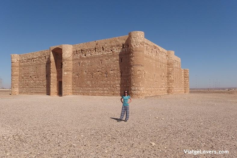 Visitando los castillos del desierto, Jordania -ViatgeLovers.com