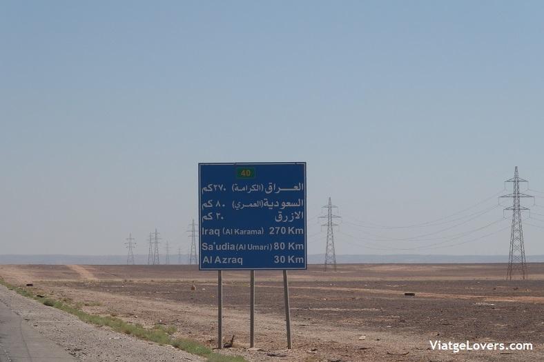 Castillos del desierto, Jordania -ViatgeLovers.com