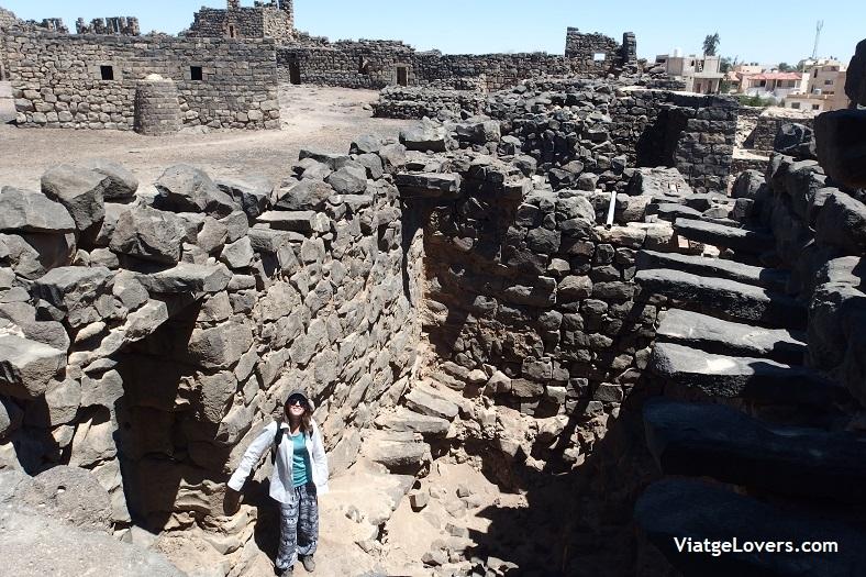 Qasr Al Azraq, Jordania -ViatgeLovers.com