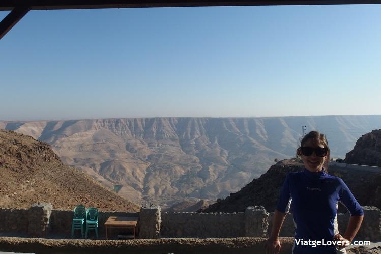 Despertar en Abu Turaba antes de dirigirnos a Wadi Mujib -ViatgeLovers