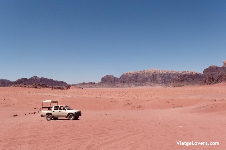 Wadi Rum -ViatgeLovers.com