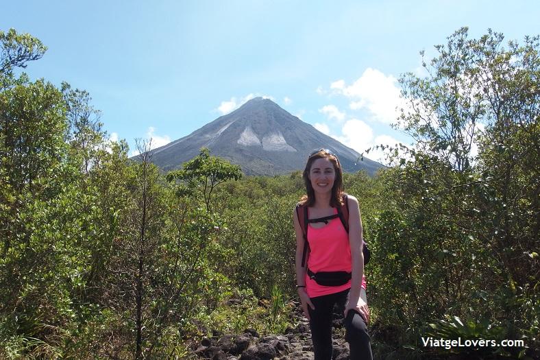Volcán Arenal, La Fortuna. Costa Rica -ViatgeLovers.com