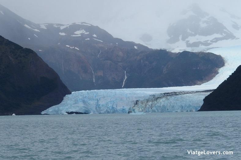 Upsala y Spegazzini, Patagonia -ViatgeLovers.com