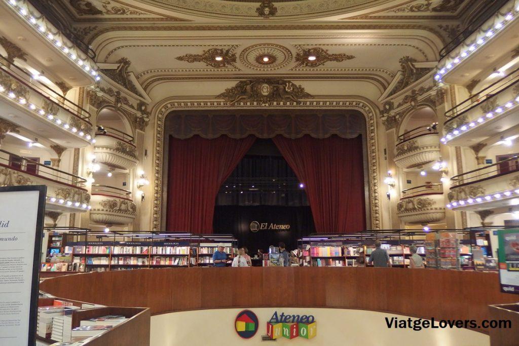 El Ateneo -ViatgeLovers.com