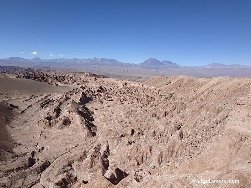 Valle de Marte, ruta por el desierto de Atacama -ViatgeLovers.com