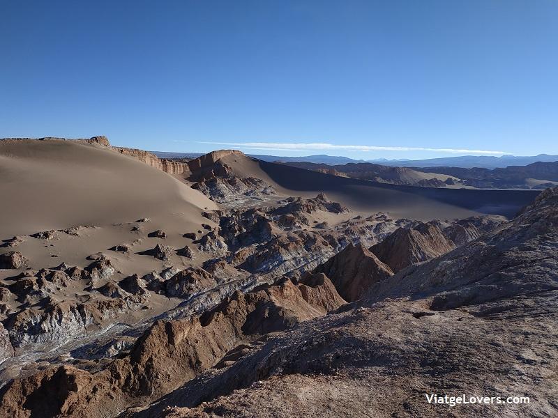 Valle de Luna, ruta por el desierto de Atacama -ViatgeLovers.com