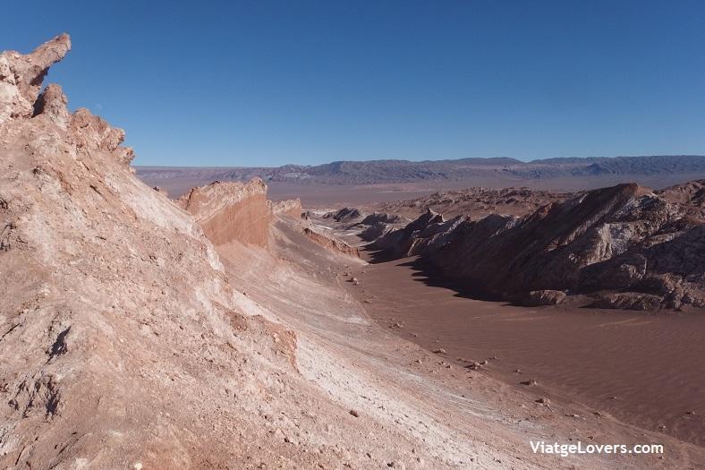 Valle de Luna, Atacama -ViatgeLovers.com
