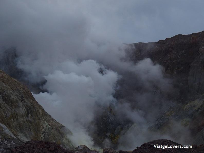 White Island, Nueva Zelanda -ViatgeLovers.com