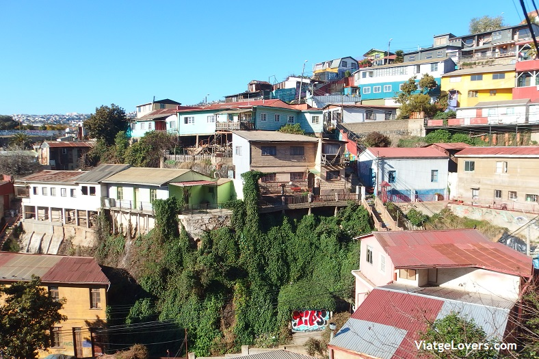Valparaiso, Chile -ViatgeLovers.com