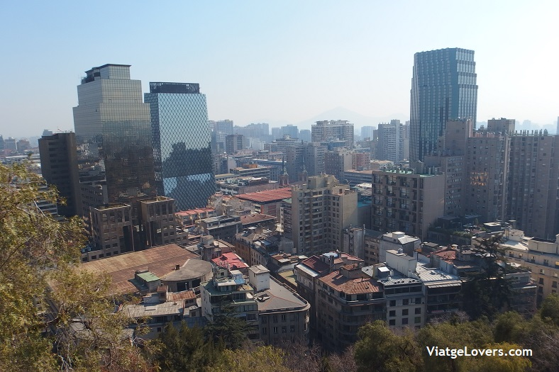 Santiago de Chile -ViatgeLovers.com