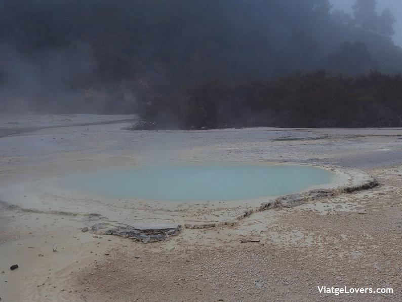 Wai-o-Tapu, Nueva Zeland por libre -ViatgeLovers.com