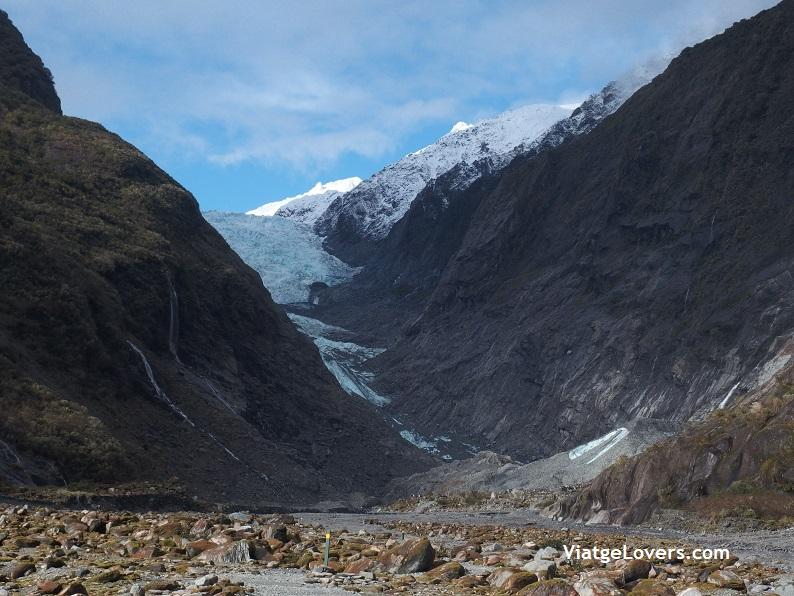Franz Joseph, Nueva Zelanda -ViatgeLovers.com