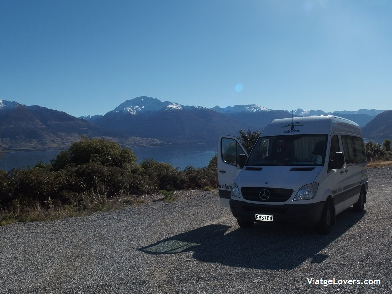 Campervan en NZ -ViatgeLovers.com