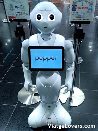 Robots ayudantes. Japón -ViatgeLovers.com