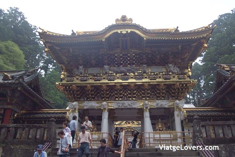 Toshu-gu. Nikko. Japón -ViatgeLovers.com