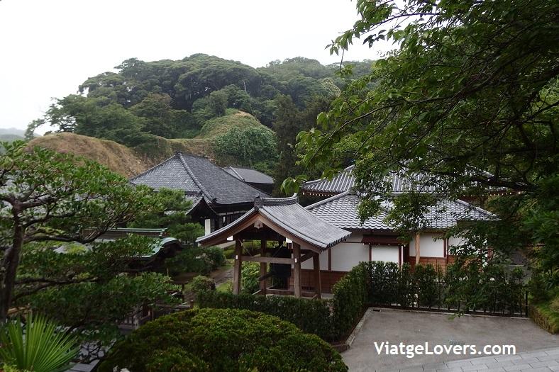 Kencho-ji, Kamakura. Japón -ViatgeLovers.com
