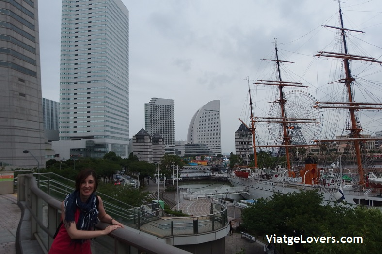 Yokohama. Japón -ViatgeLovers.com