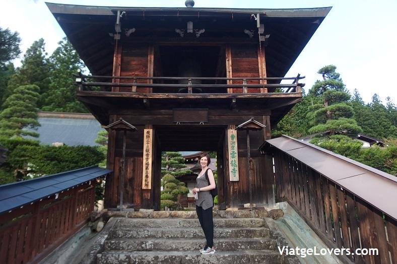 Higashiyama Walking Course. Takayama. Japón -ViatgeLovers.com