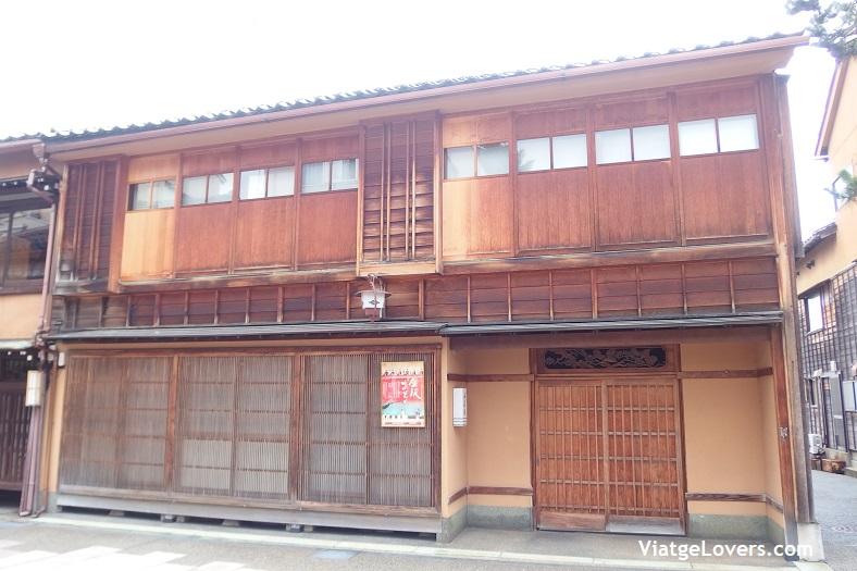 naga-machi. Kanazawa. Japón -ViatgeLovers.com