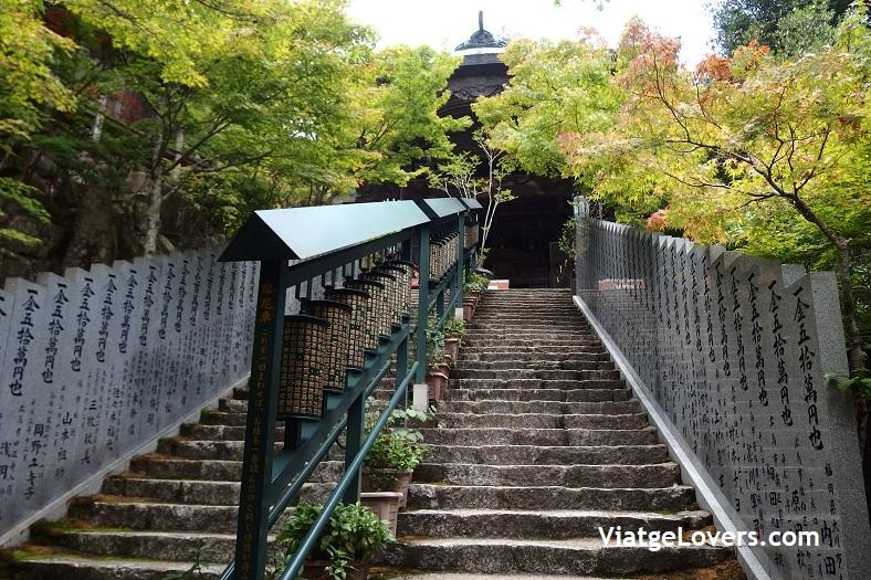 Daisho-in. Japón -ViatgeLovers.com