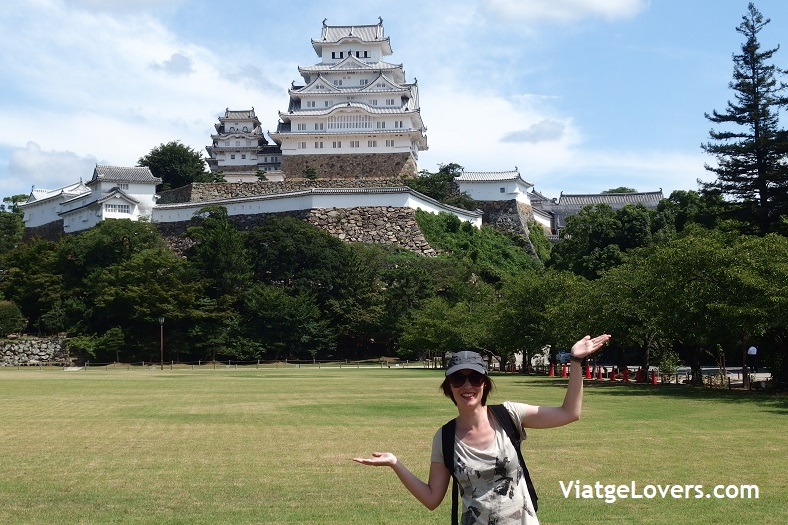 Castillo de Himeji, Japón -ViatgeLovers.com