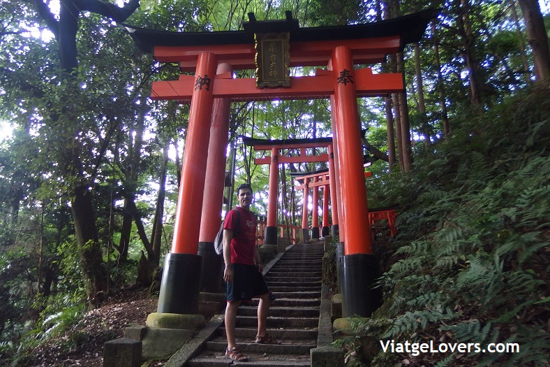 Nara i fushimi Inari. Japón -ViatgeLovers.com