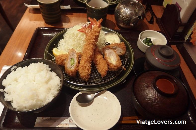 Tonkatsu. Japón -ViatgeLovers.com