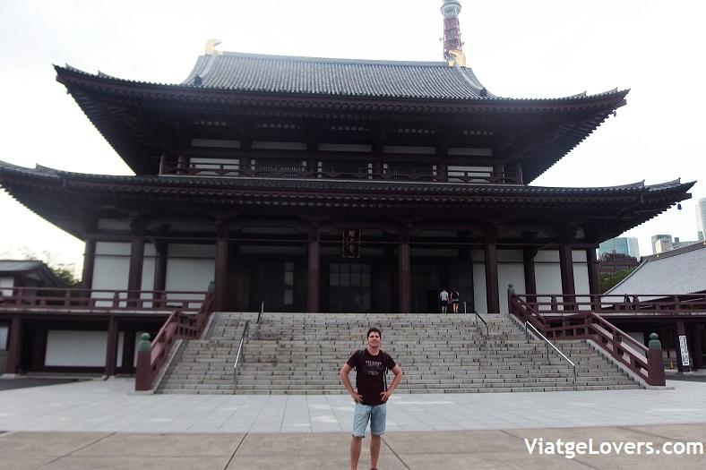 Zojo-ji. Japón -ViatgeLovers.com