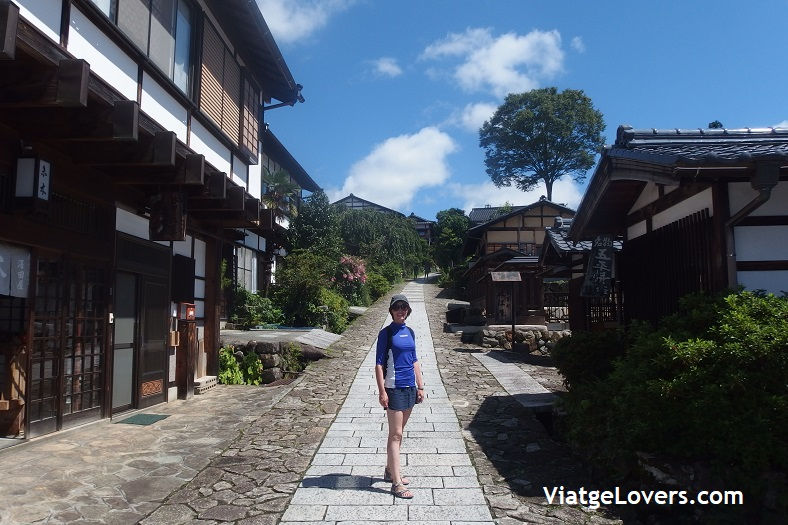 Nakasendo. Japón -ViatgeLovers.com