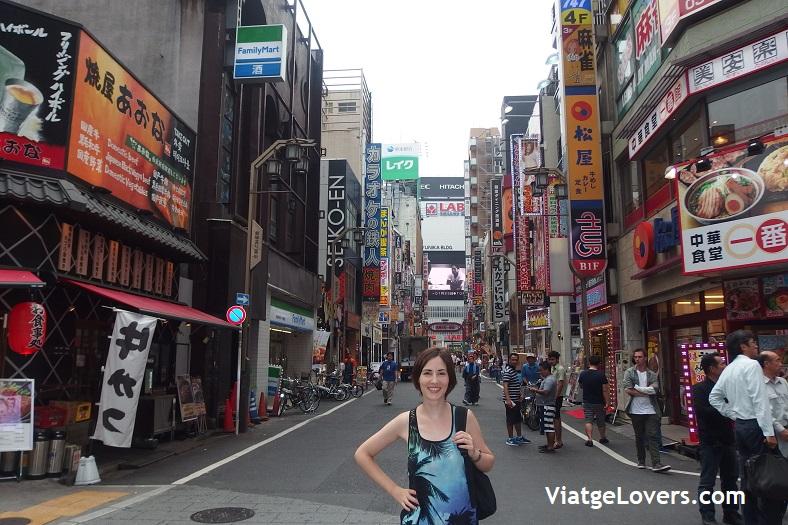 Kabukicho. Japón -ViatgeLovers.com