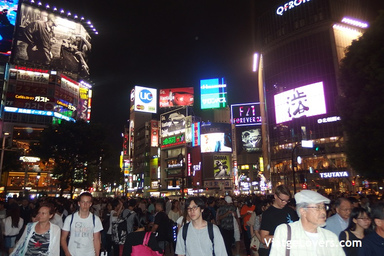 Shibuya. Tokyo -ViatgeLovers.com