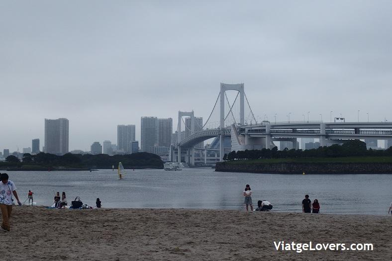 Odaiba. Japón -ViatgeLovers.com