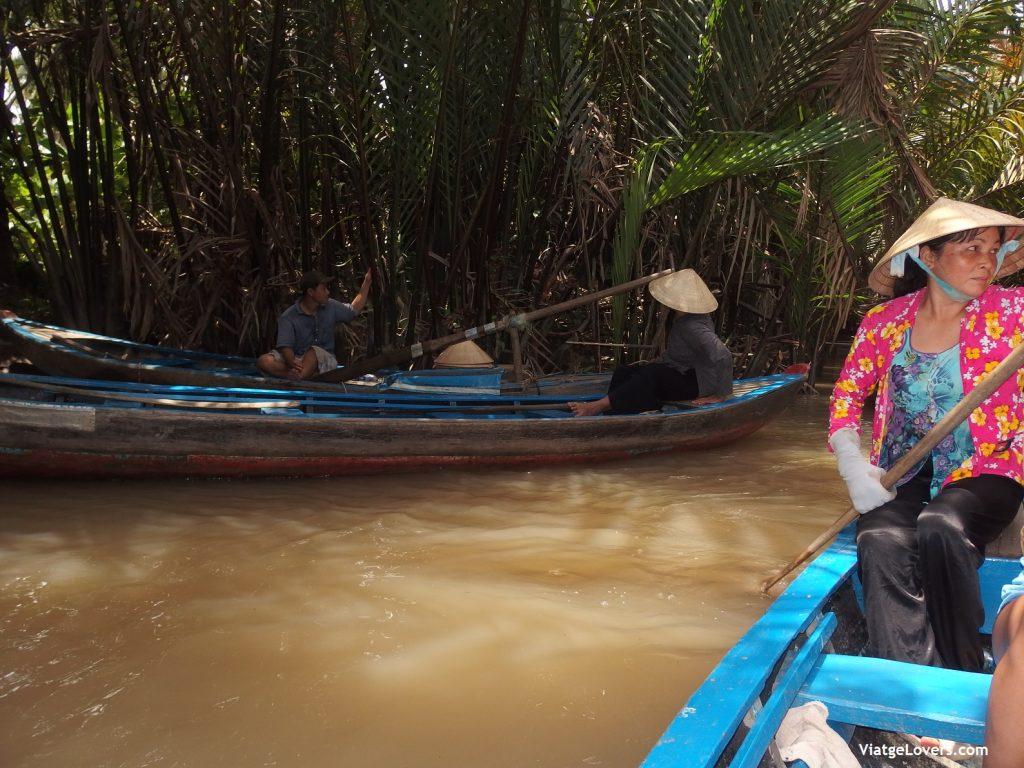 Excursión al Delta del Mekong. Vietnam -ViatgeLovers.com