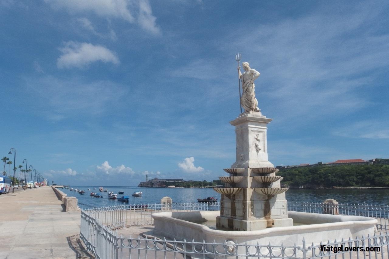 Antes de ir al Cristo de La Habana