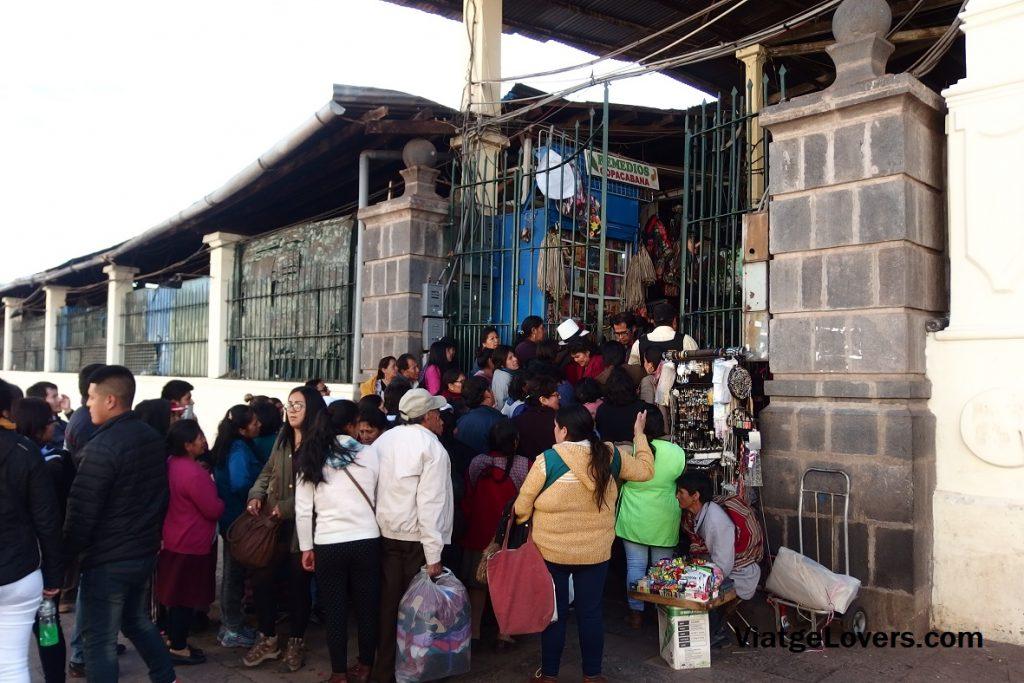 Mercado de San Pedro. Cuzco -ViatgeLovers.com